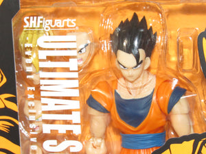 Bandai S.H.Figuarts Dragonball Super Ultimate Son Gohan Event Exclusive Color Edition