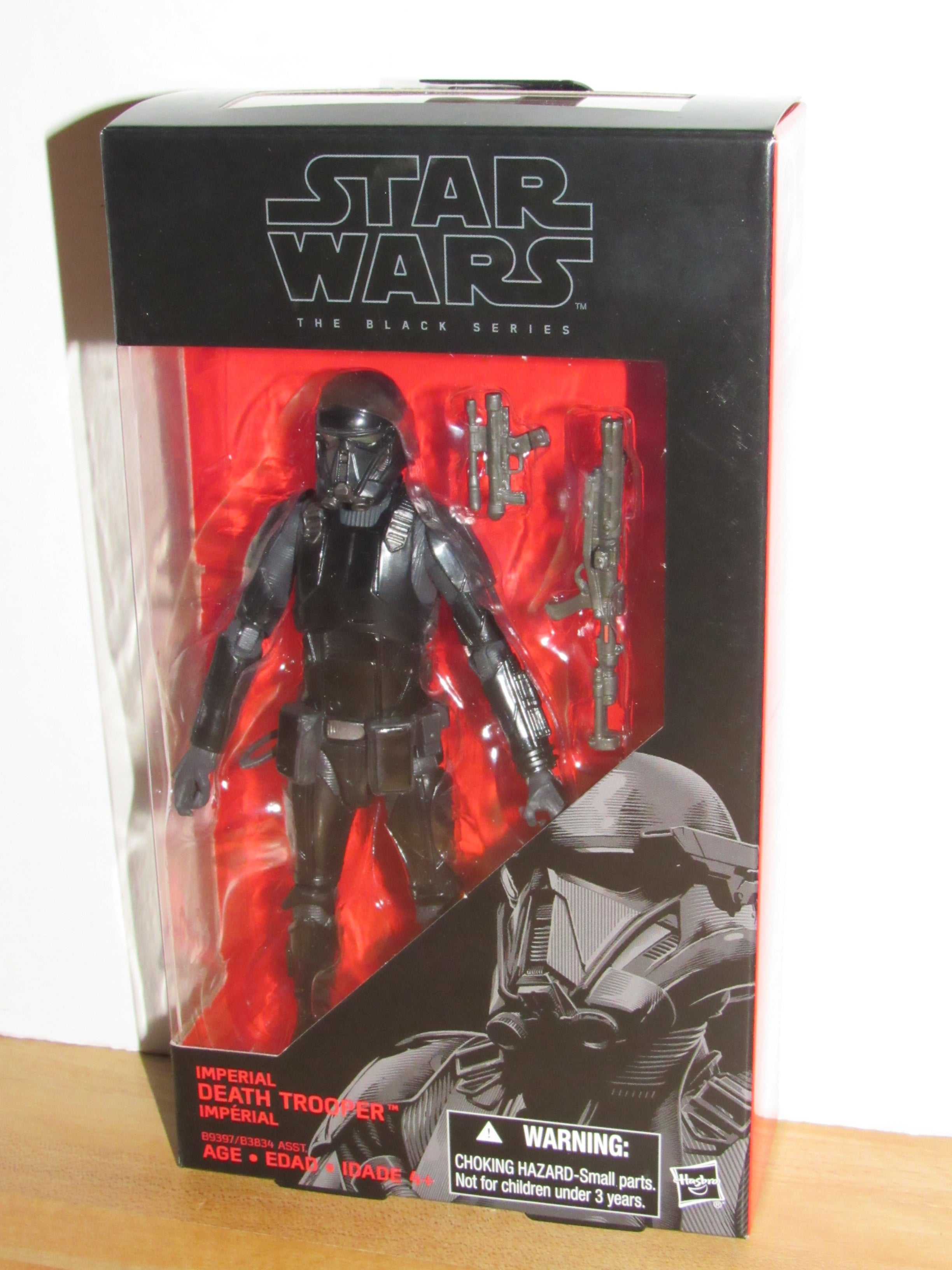 "STAR WARS BLACK SERIES 6/"" Death Trooper #25"