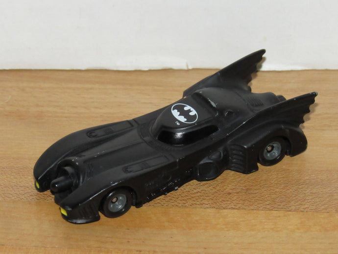 Batman Returns Ertl Diecast Metal Batmobile