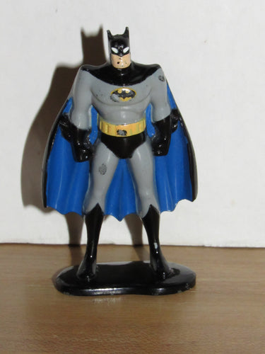 Batman The Animated Series Ertl Diecast Metal Batman Figurine