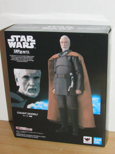 Bandai S.H.Figuarts Star Wars Count Dooku