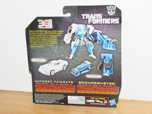 Transformers Generations Legends Tailgate w/ Groundbuster