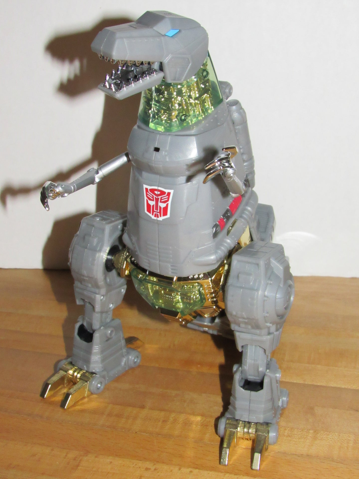 Transformers Masterpiece MP-03 Grimlock Toys R Us Exclusive (2014)