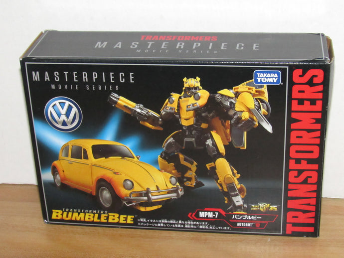 Takara Tomy Transformers Movie Series Masterpiece MPM-7 Bumblebee