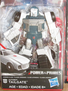 Transformers Generations Power of the Primes Legends Class Tailgate