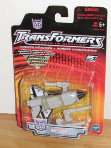 Transformers Robots in Disguise 2001 Combiners Ruination Movor
