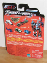 Load image into Gallery viewer, Transformers Robots in Disguise 2001 Combiners Ruination Movor