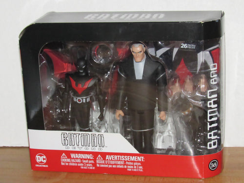 DC Collectibles Batman Beyond Action Figure 3-Pack