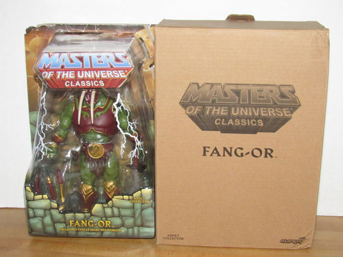He-Man Masters of the Universe Classics Fang-Or