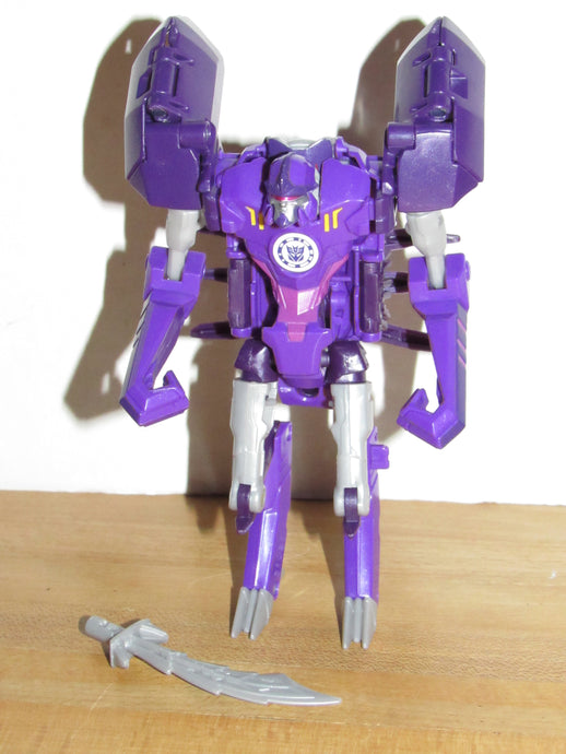 Transformers Robots in Disguise Warrior Class Paralon
