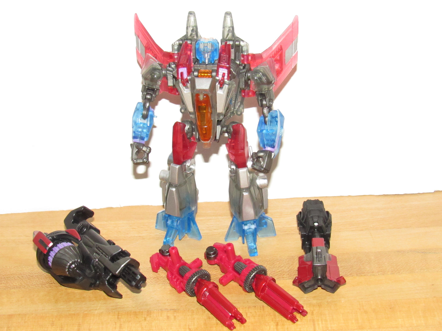 Takara Transformers Generations Fall of Cybertron Infiltrator Starscream Million Publishing Exc.