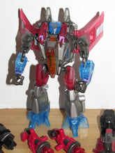 Load image into Gallery viewer, Takara Transformers Generations Fall of Cybertron Infiltrator Starscream Million Publishing Exc.