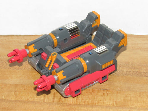 Bandai Teen Titans Battle Machines Cyborg's Blendride Vehicle