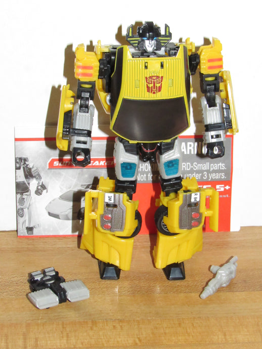 Transformers Universe Deluxe Class Sunstreaker