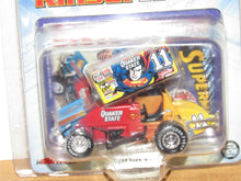 Load image into Gallery viewer, Superman Racing Quaker State Steve Kinser #11 1:50 Scale 1999 Sprint Car