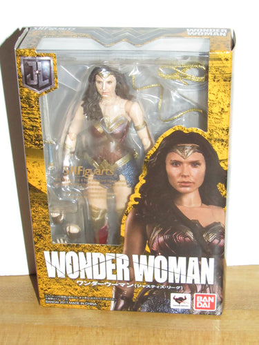 Bandai S.H.Figuarts Justice League Wonder Woman