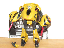 Load image into Gallery viewer, Transformers Generations Deluxe Class Cybertronian Bumblebee (War for Cybertron)