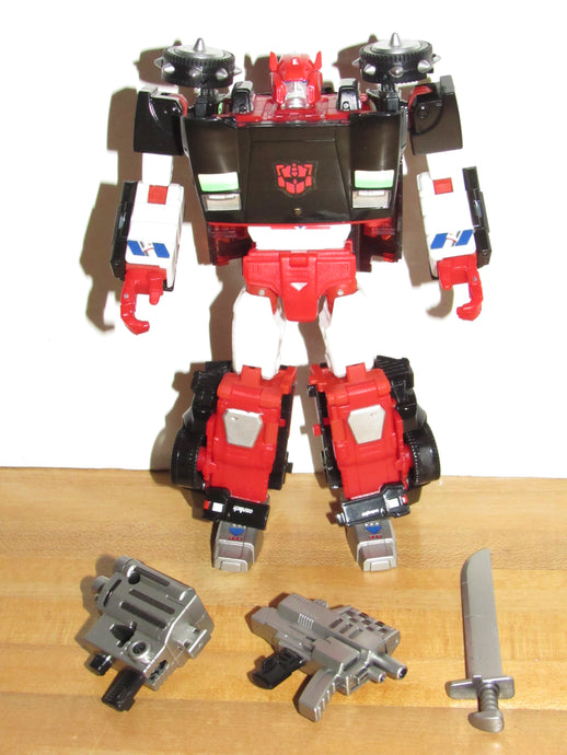 Takara Tomy Transformers Masterpiece MP-12G G2 Sideswipe