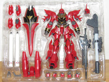 Load image into Gallery viewer, Bandai Robot Spirits Side MS R-155 MSN-06S Sinanju (Animation Edition)