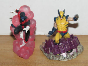 Marvel Disney Store Exclusive Modern X-Men PVC 7 Figurine Playset