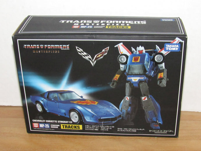 Takara Tomy Transformers Masterpiece MP-25 Tracks