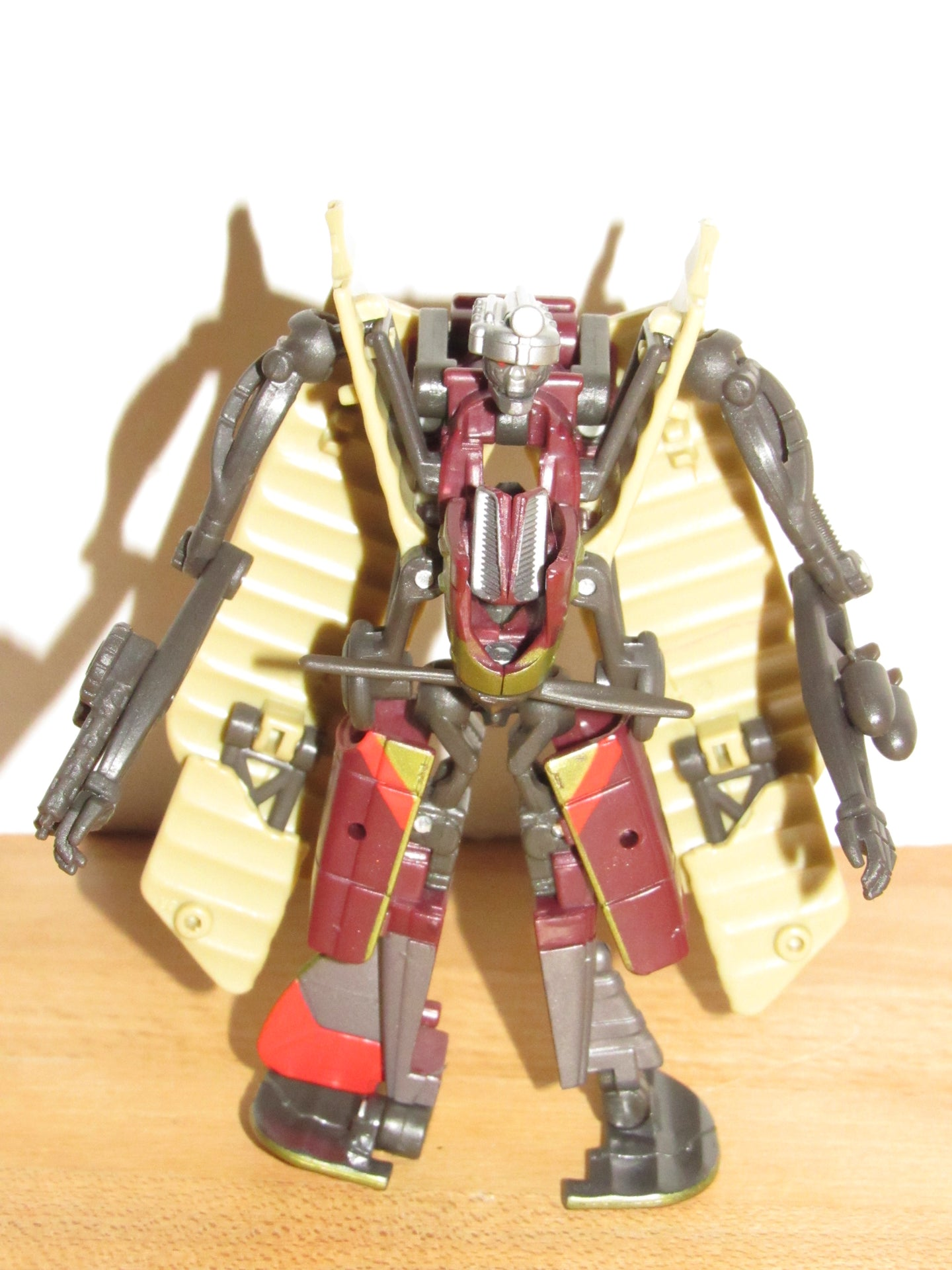 Transformers Revenge of the Fallen Scout Class Ransack
