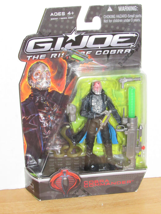 GI Joe The Rise of Cobra Cobra Commander