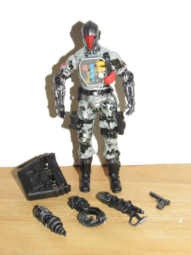 GI Joe 50th Anniversary Cobra Legion B.A.T. (v23)