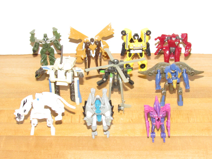 Transformers Universe K-Mart Exclusive Mini-Con Class 10-Pack