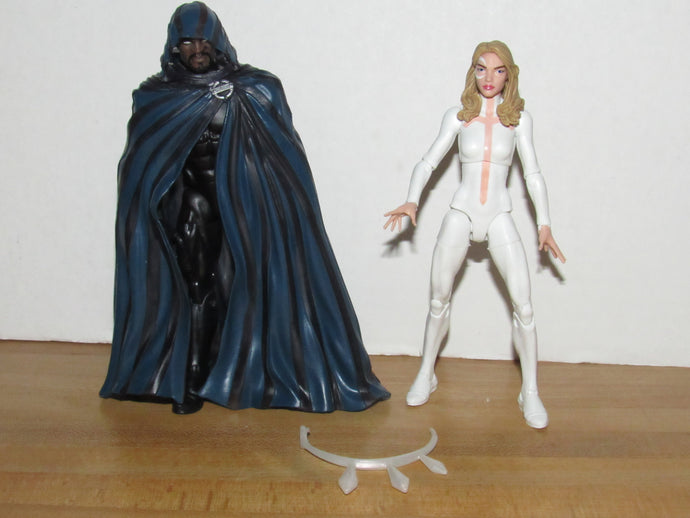 Marvel Legends Spider-Man Sp//dr Series Cloak & Dagger Set of 2