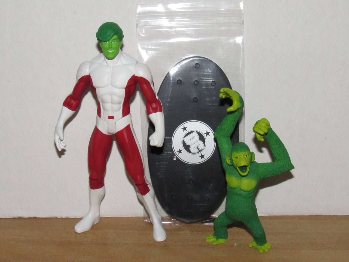 DC Direct Classic Teen Titans Gift Set Beast Boy w/ Monkey Form