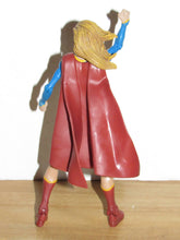 Load image into Gallery viewer, Mattel DC Super Heroes Select Sculpt Series Supergirl (Modern Blue)