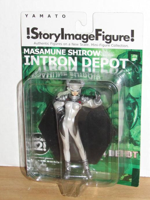 Yamato ToyCom Story Image Figure Masamune Shirow's Intron Depot Series 2 Maple (Silver Ver.)