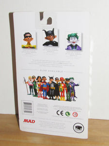 DC Collectibles MAD Magazine Just-Us League of Stupid Heroes Alfred E. Neuman as Robin
