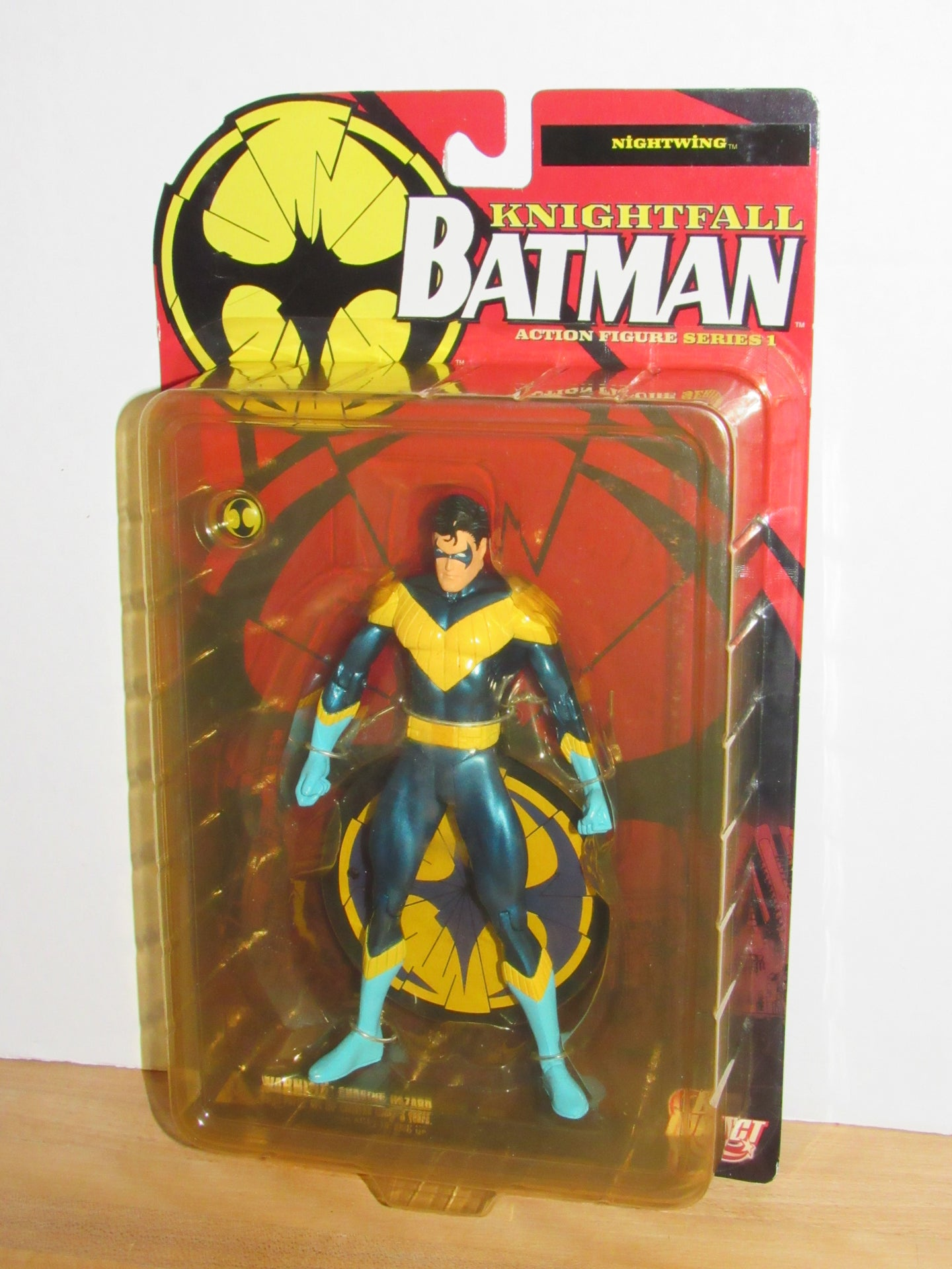 DC Direct Batman Knightfall Nightwing