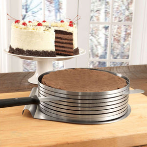 Cake Baking Layer Slicer