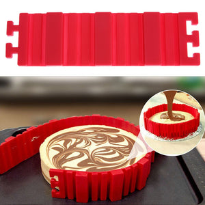 DIY Cake Shaper Snake (4 piece)