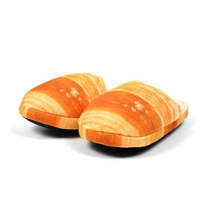 Realistic Women's Bread Loaf Slippers