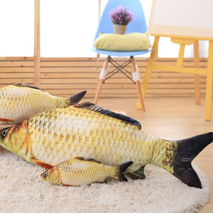 Realistic Fish Plush - Series 2