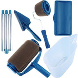Pro Wall Painting Rollers Set (8PCS)