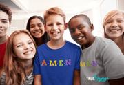 Amen -Youth T-Shirt Fuel