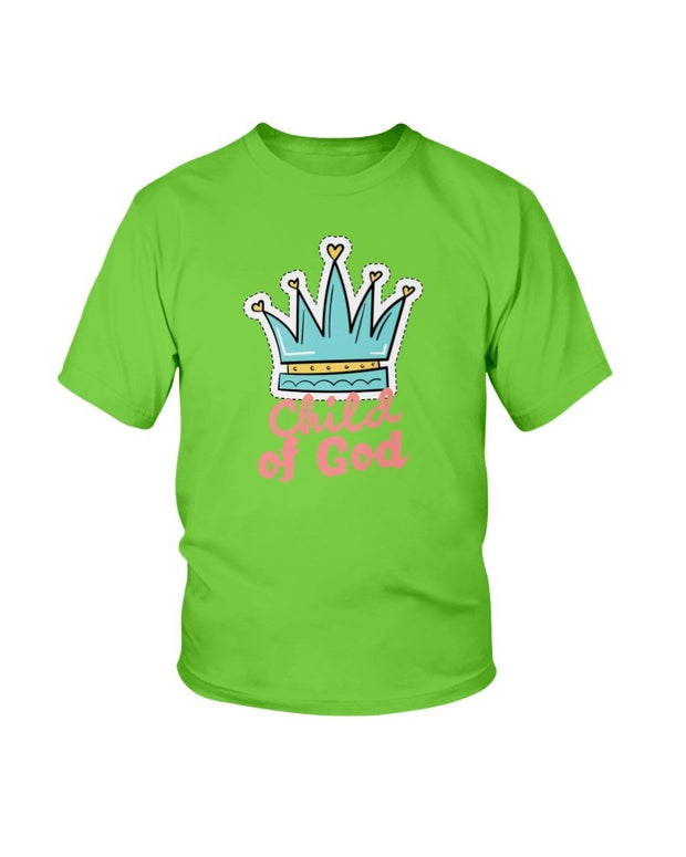 Child Of God -Youth T-Shirt Fuel