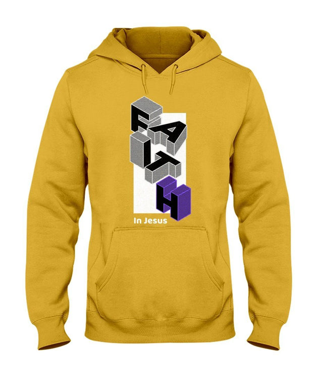 Faith in Jesus Hoodie Fuel