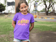 Faith is Fresh  Girl's T-Shirt