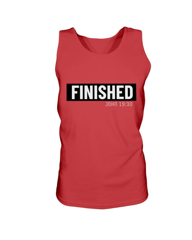 Finished John 19:30 - Tank