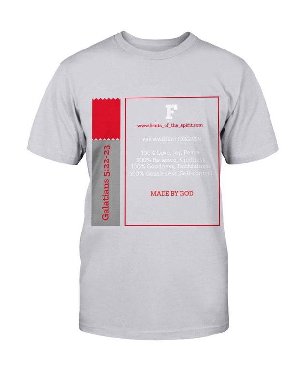 Galatians 5:22-23 Men's T-Shirt Fuel
