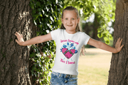 Jesus Loves Me Youth Girls T Shirt