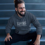 Loved at My Darkest  Men's Hoodie Fuel