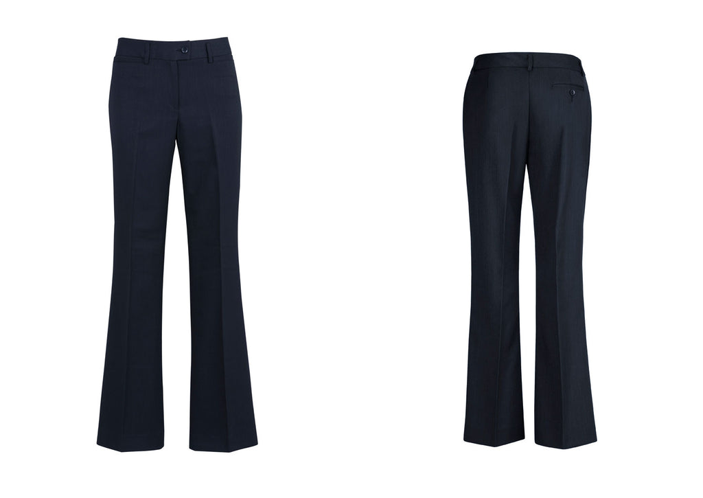 WOMENS RELAXED FIT BOOTLEG PANT