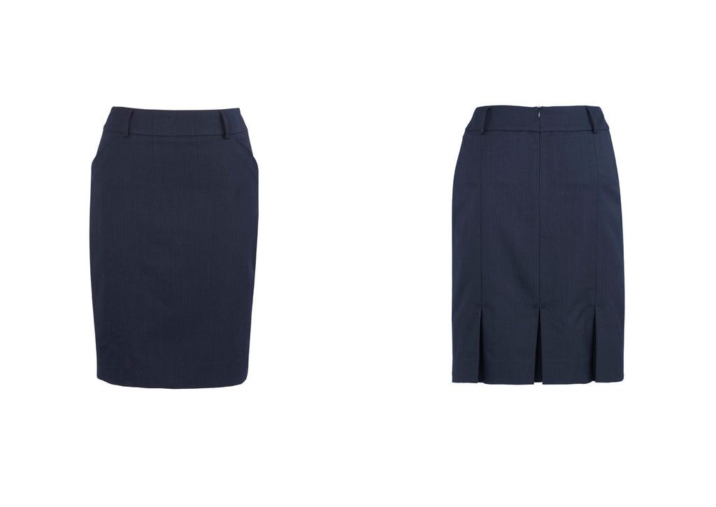 WOMENS MULTI-PLEAT SKIRT
